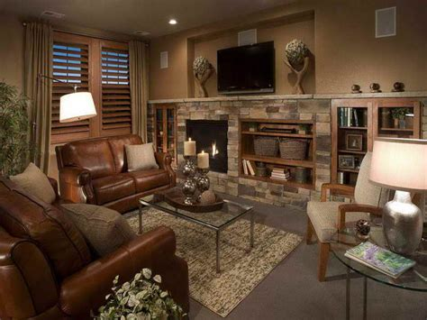 western living room decorating ideas modern house