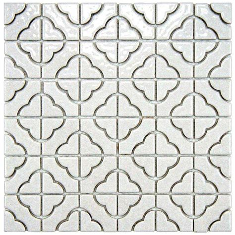 Home Depot Backsplash For Kitchen Earthy And Colorful 1970s Style Wall And Floor Tile