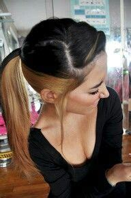 blonde on top n brown on bottom hairstyles 10 two tone hairstyles you must love brown hair with
