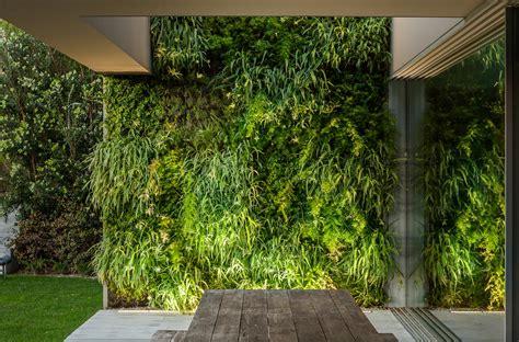 vertical garden design villa cascais