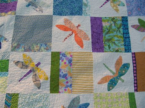 Dragonfly Quilts by Dragonfly Quilt I Made This For A Raffle To Support