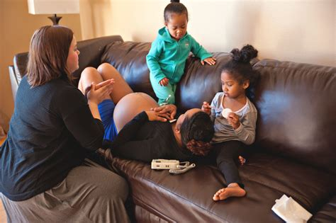 a day in the of home birth midwife