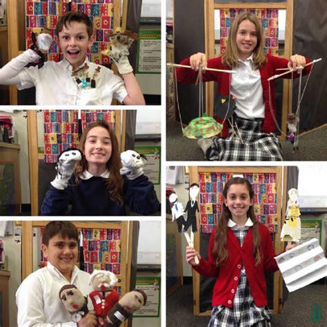 puppet book report pasadena schools 187 the gooden school s fifth grade