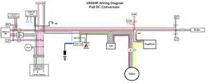 help please ricky stator dc wiring australian xr650r