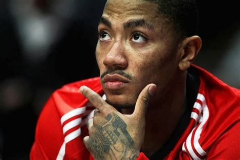 derrick rose tattoo drose marques says