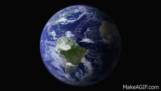 rotating earth wallpaper gif earth gifs find share on giphy