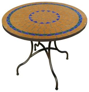 Ceramic Patio Table Dining Ceramic Mosaic Table
