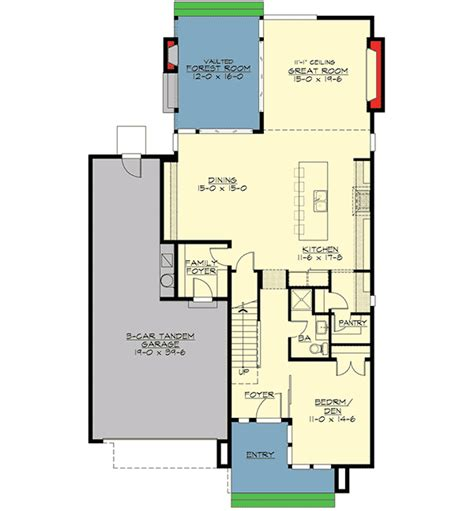 straight floor plan clean straight lines 23511jd 2nd floor master suite