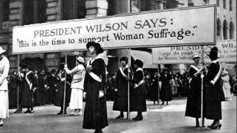 Women s suffrage in the 20th century youtube