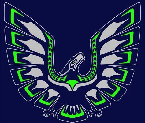 tribal football tattoos tribal washington seahawks and seattle