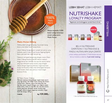 Madu Odeng By Oriflame katalog oriflame mei 2016 of the year 2016 indonesia
