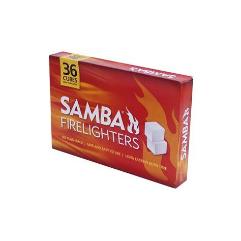 Bunnings E Gift Card - samba white brick firelighters 36 pack bunnings warehouse