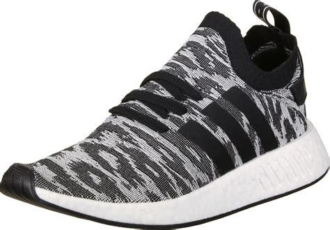 Adidas Nmd R2 Black By Menola by Adidas Nmd R2 Pk Shoes Black