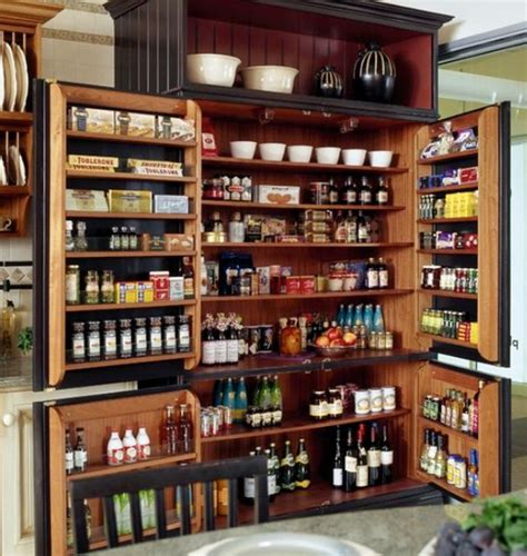 Pantry Storage Unit by Maximize Your Kitchen Pantry Space
