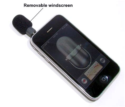 iphone microphone iphone and blackberry recording microphones