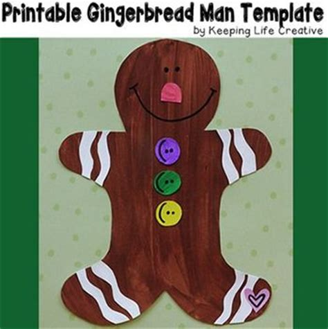 printable gingerbread man paper bag puppet 1000 images about christmas activities for kids on