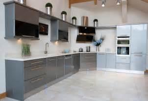 Light Gray Kitchen Cabinets contemporary kitchens the kitchen studio