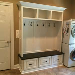 Mudroom Storage Bench Mudroom Lockers Bench Storage Furniture Cubbies Tree 60 Quot Wide Coat Rack Trees