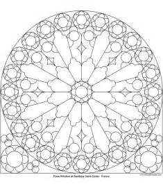 stained glass coloring pages free coloring pages of stained glass of