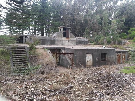 abandoned site abandoned nike missile site in san fransisco imgur