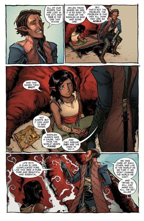 age errant books age errant 2 profile comics