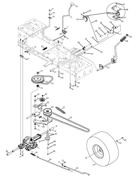 mtd yard machine parts diagram i a mtd yard machine model 13rn772g when going