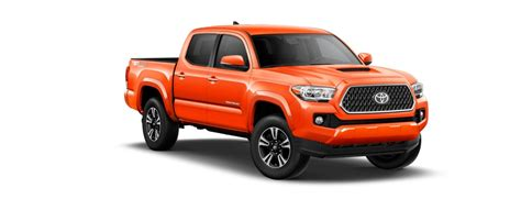 in color tacoma 2018 toyota tacoma color options toyota