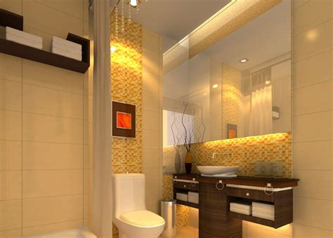 3d bathroom designs style home design contemporary in 3d 3d bathroom design modern yellow