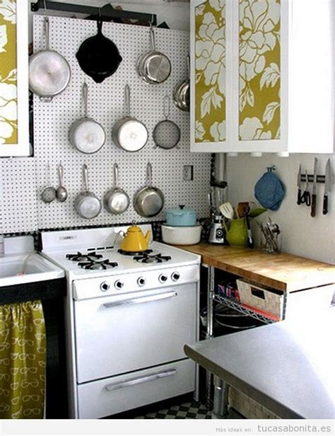 cocinas pequenas bonitas tu casa bonita
