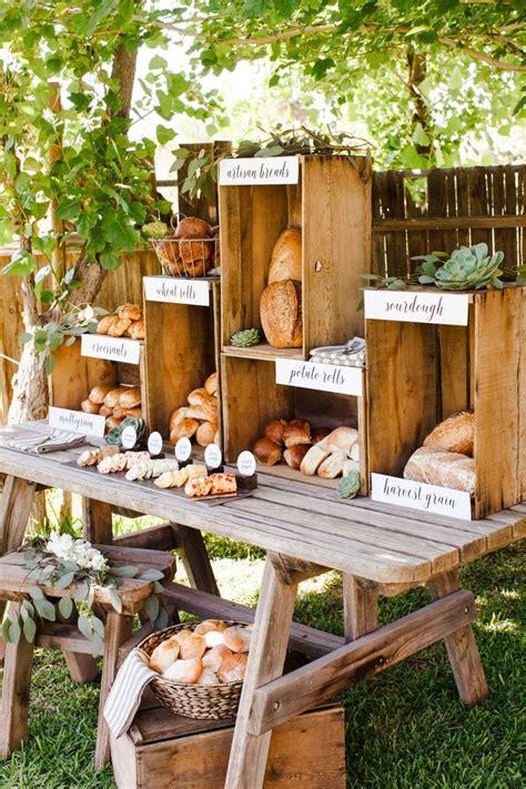 Backyard Burger Alabama 25 Best Ideas About Rustic Food Display On