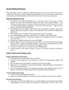 Grant Essay Exles by Best Photos Of Exles Of Grant Proposals Sle Grant Letter Sle Grant