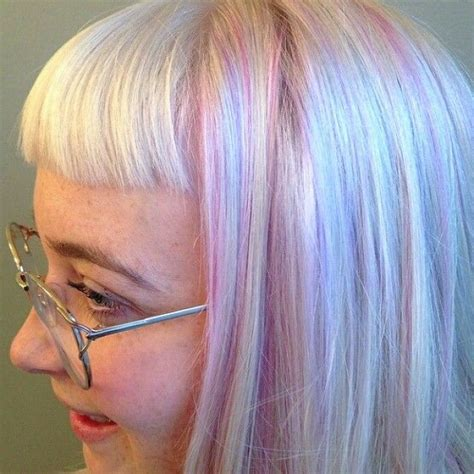 32 best images about irridescent haircolor on