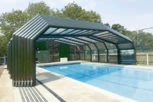 Temporary Patio Enclosure Swimming Pool Retractable Enclosures