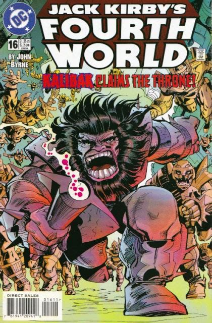 fourth world by jack 1401274757 jack kirby s fourth world 1997 16 kalibak claims the throne