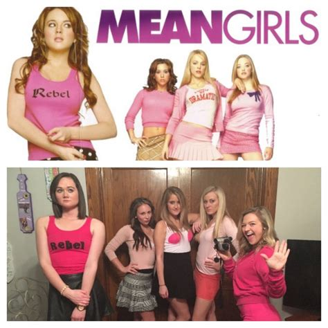 themes in mean girl total sorority move when your date party theme is