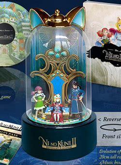Ni No Kuni Ii Revenant Kingdom Collector Edition Ps4 une superbe 233 dition collector pour ni no kuni 2 revenant kingdom