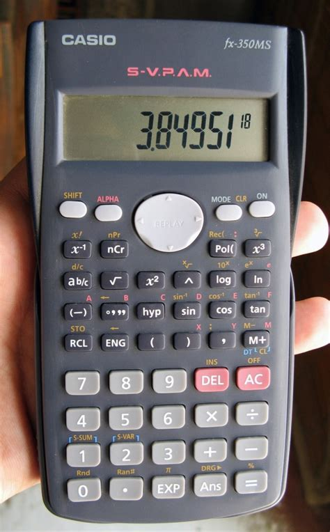 calculator x to the power of y expressing numbers introductory chemistry 1st canadian