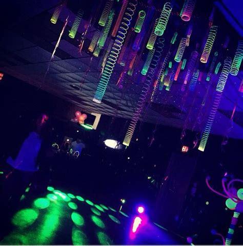 Glow In The Floor by Slinky Center Of Floor For Glow In Quinceanero