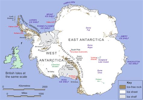 map of antarctica a closer look changes in antarctica fresh air the scent of pine