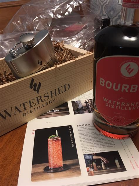 Watershed Distillery Kitchen by Cmh Gourmand In Columbus Ohio