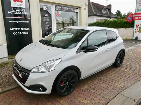 peugeot sport peugeot 208 gti 208 by peugeot sport occasion die