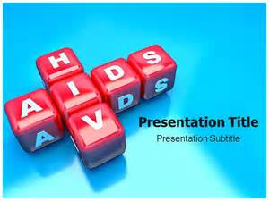 Aids Template by Hiv Aids Powerpoint Ppt Template Powerpoint Slides