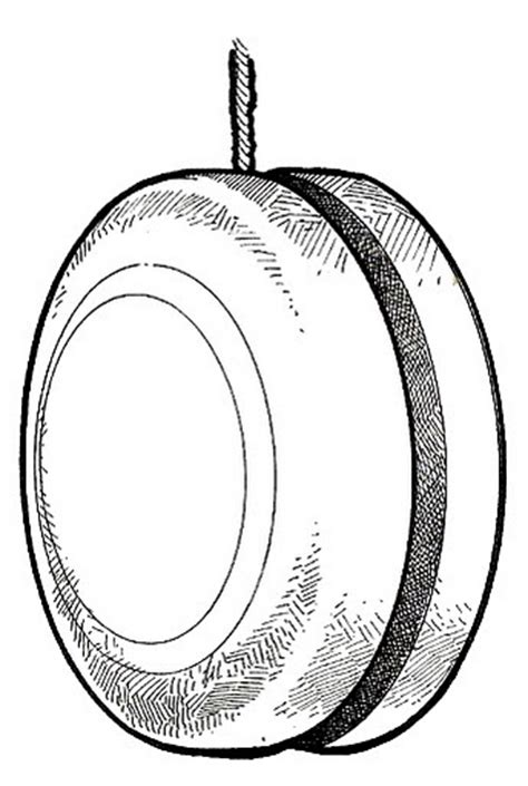 yoyo coloring coloring pages