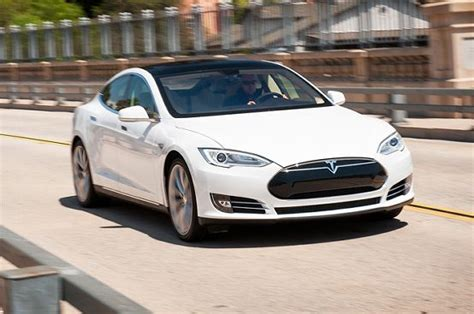 Tesla Model S Leasing New Tesla Program Allows Businesses To Lease Model S