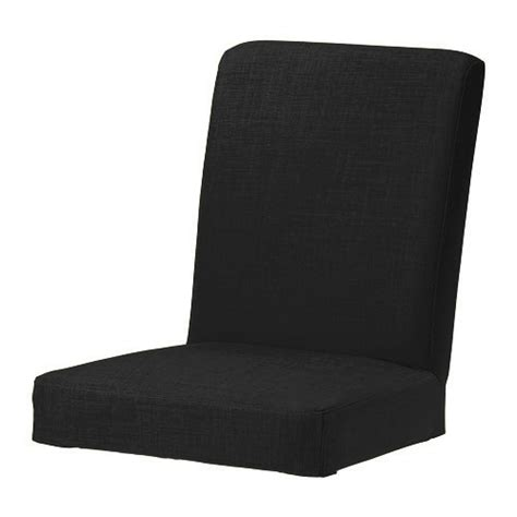Custom Ikea Chair Covers Black Skiftebo Custom Replacement Slip Cover For Ikea Henriksdal Dining Chairs Ebay