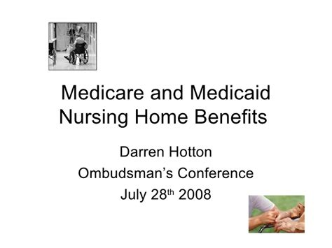medicare and medicaid nursing home benefits