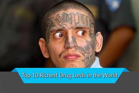 richest in the world list of top ten
