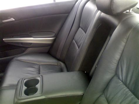 tokunbo 2008 honda accord with leather interior price