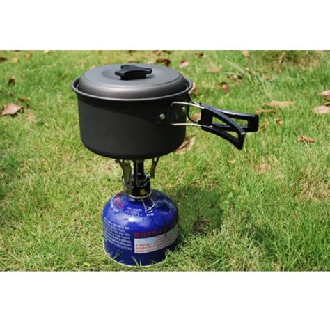 Kompor Gas Portable Terbaik backpacking canister cing stove kompor gas portable