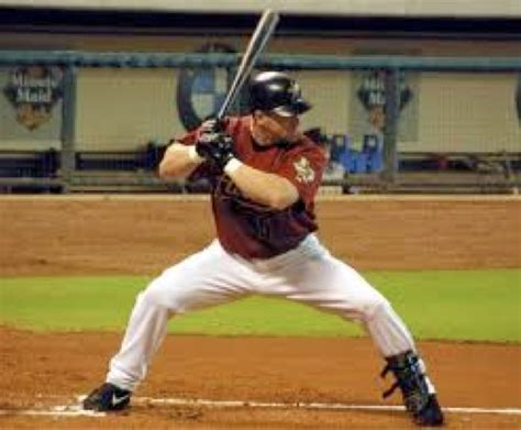 proper batting stance and swing the best hitting stance for you art of baseball bat